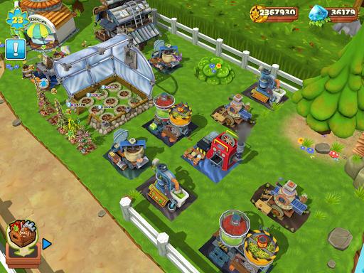 CannaFarm - Weed Farming Collection Game screenshots 15