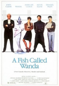 A fish called wanda book