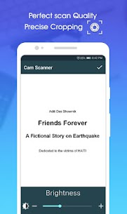 Fast Scan: Free Document Scanner HD, PDF Scanning App Download For Android 5