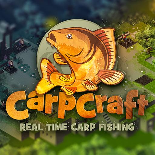 Carpcraft: Carp Fishing Icon