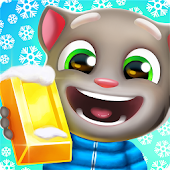 Tải Talking Tom Gold Run miễn phí