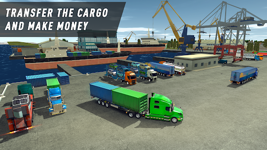 Truck World: Euro & American Tour (Simulator 2020) Apk Download For Android and Iphone 6