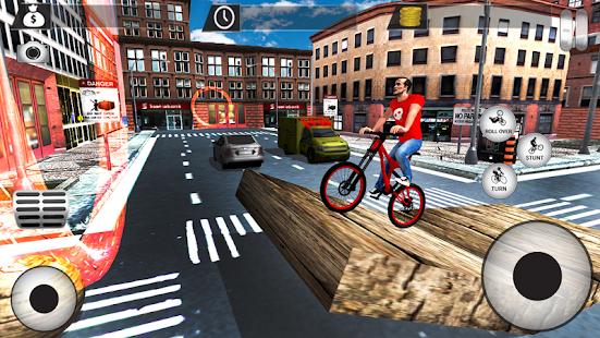 BMX Freestyle Stunt Rider - náhled