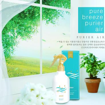 Purier Air 適用於洗手間、辦公室、車內,可有效去除惡臭、煙味等等。Purier Air 無色無味,並非以香味去掩蓋臭味,而係去除細菌引致的臭味,成效更顯著。 #榮獲FDA認證 #成份天然 #安全可靠 #madeinKorea #purier #air