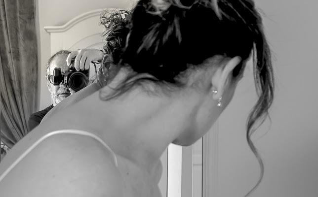 Il fotografo allo specchio