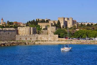 Photo: Old Rhodes City, Greece