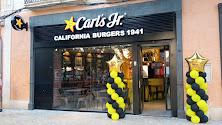 Inauguración de la cadena de hamburgueserías californiana Carl's Jr.