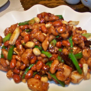 Kung Pao Chicken Vegetables Recipes