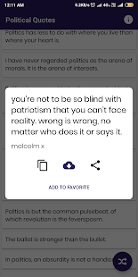 Download Political Quotes and Sayings For PC Windows and Mac apk screenshot 6