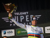 Van Der Poel termine avec un nouveau succès