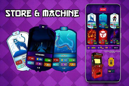 Yokai Alive Cards android2mod screenshots 5