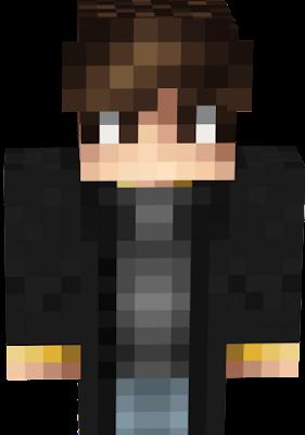 mY First Minecraft Skin