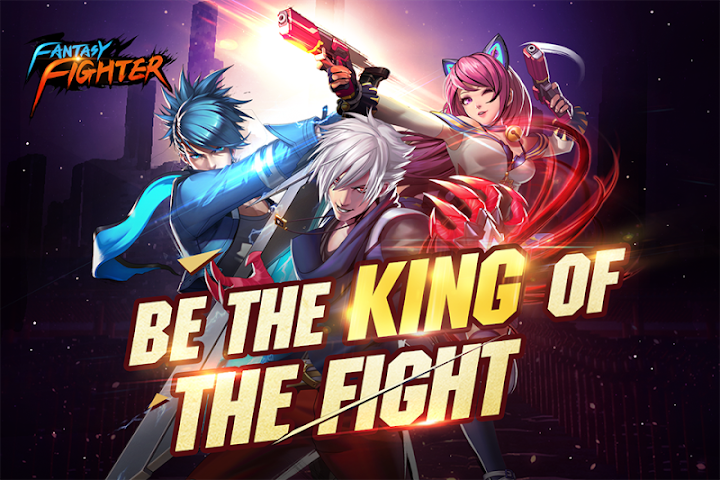 android Fantasy Fighter Screenshot 10