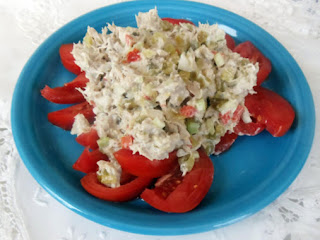 Outer Banks Fresh Tuna Salad Recipe