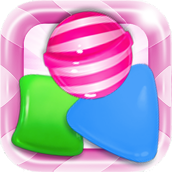 Sweet Candy Yummy 🍮 Color Match Crush Puzzle