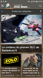 "PSW - Planète ""Star Wars""- screenshot thumbnail"