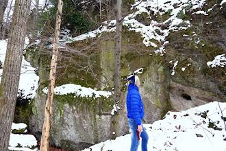 Photo: Van itt még mit felfedezni és nemcsak geológusoknak!  Szentendrei-barlang.