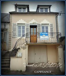 maison à Cussy-en-Morvan (71)