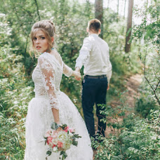 Wedding photographer Anastasiya Lesovskaya (lesovskaya). Photo of 24.10.2017
