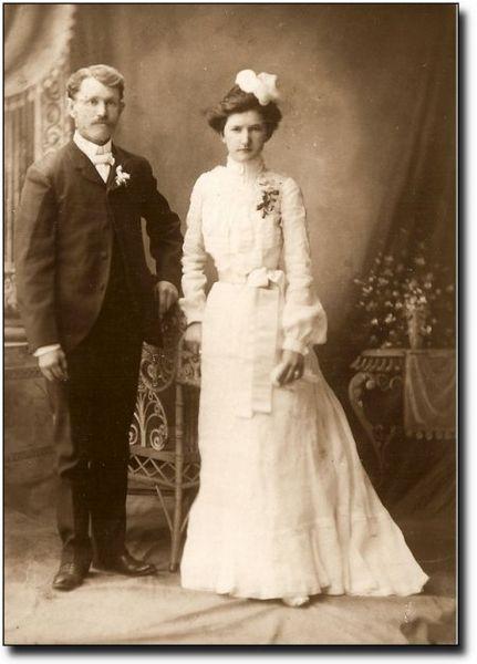 a wonderful renewal of wedding vows