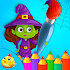 Halloween Doodle Coloring v1.0.0