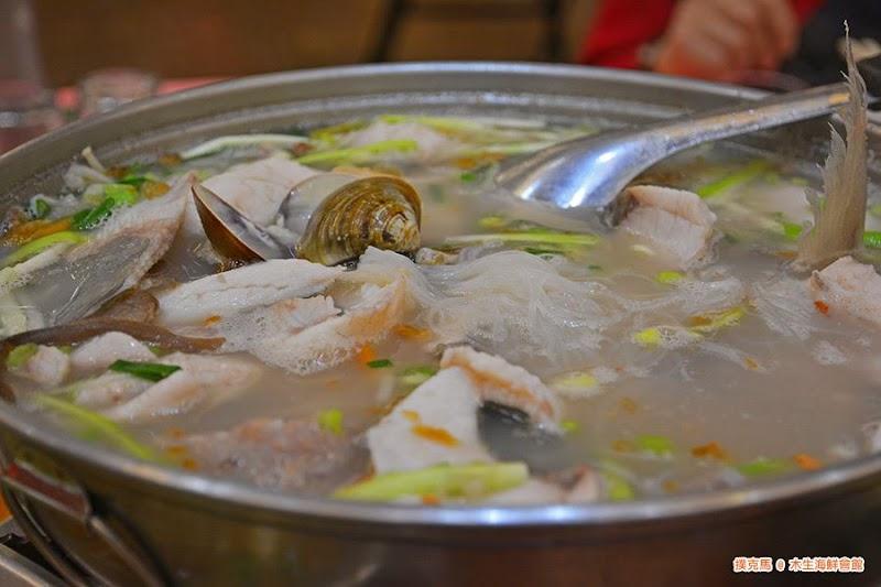 木生海鮮會館白鯧米粉