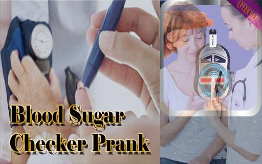 Blood Sugar Checker Prank