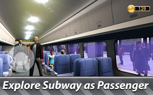 Moscow Subway Driving Simulator 1.3 screenshots 3