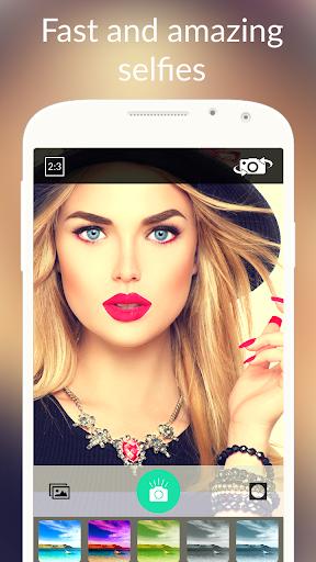 Selfie摄像头InstaMe影响