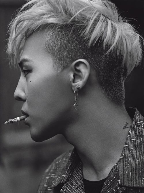 G-DragonSmoking