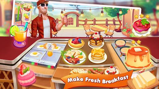 Code Triche Restaurant Fever: Chef Cooking Games Craze APK MOD screenshots 1