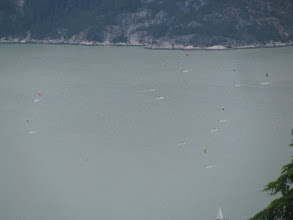 Photo: Squamish kitesurfers