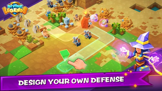 Divine Legends Apk Download For Android and Iphone 2