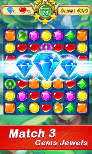 Jewel & Gem Blast - Match 3 Puzzle Game 1.4.7 Hack Proof 1