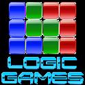 Logic games: Sudoku, Blocks icon