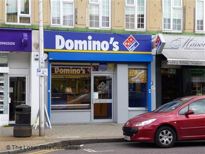 Dominos Pizza On High Street Pizza Takeaway In