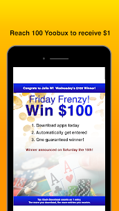YooLotto : Mobile Lotto. Play. Scan. Win. Redeem. 4