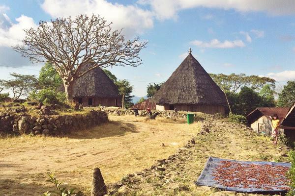 Kampung Adat Ruteng