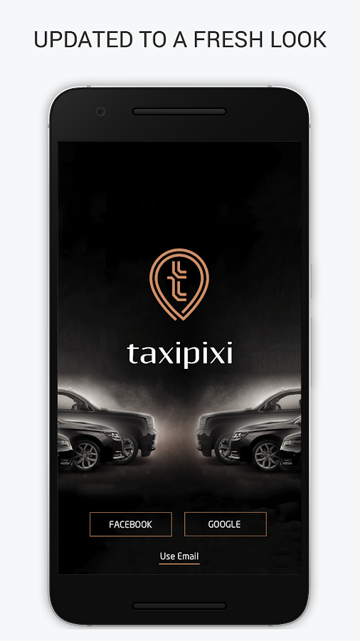 TaxiPixi- screenshot