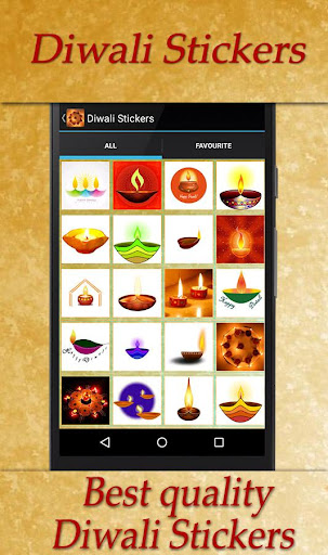 Happy Diwali Stickers  screenshots 1