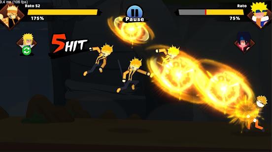 Game Stick Shinobi: Ninja Ultimate APK for Windows Phone