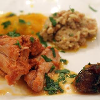 Braised Fennel and Cumin Chicken