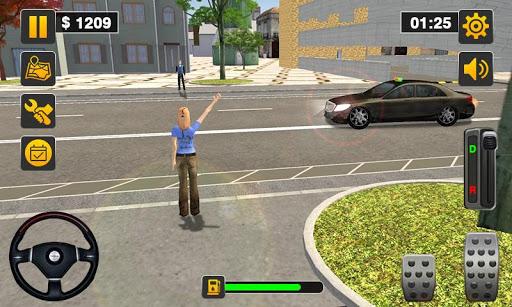 Taxi Driver 3D - Taxi Simulator 2018 1.03 screenshots 2