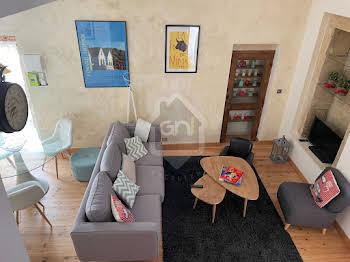 Appartement 2 pièces 56,95 m2