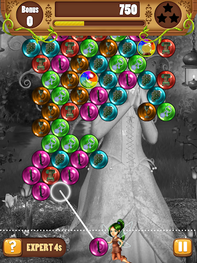 Bubble Pop Journey: Fairy King Quest modavailable screenshots 11