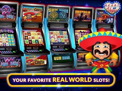 Heart of Vegas™ Slots Casino screenshot 07