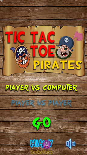 Tic Tac Toe Pirates