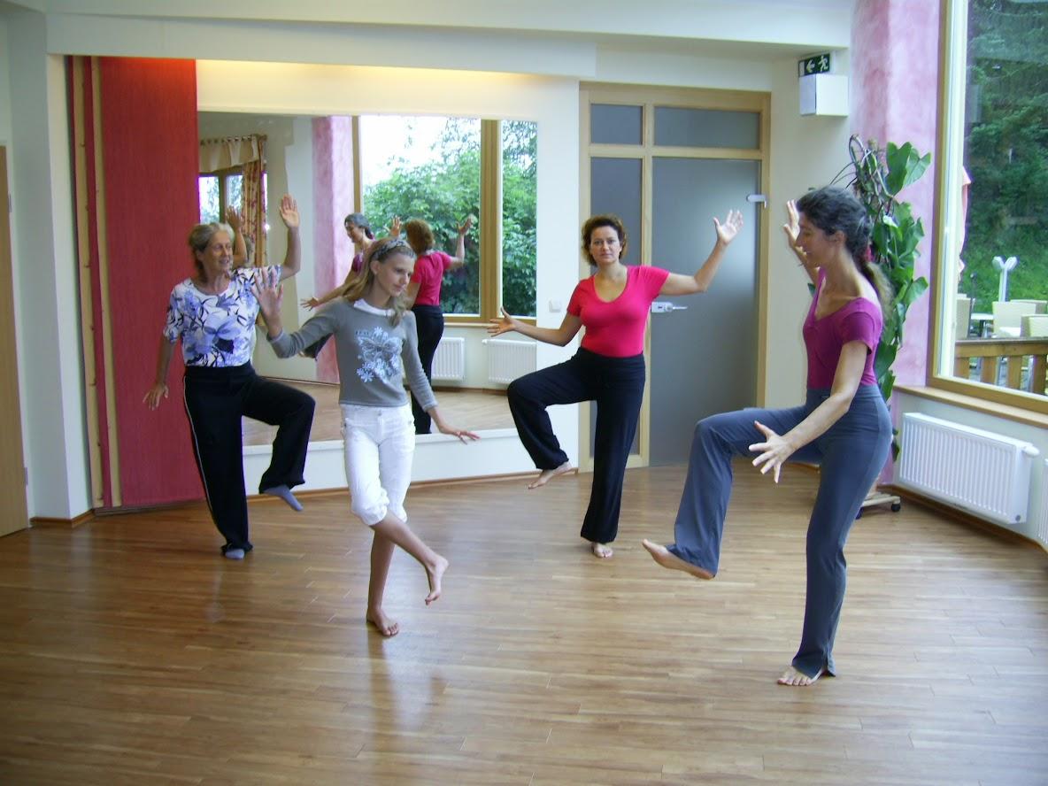 Gymnastik Tanz Urlaub Kur