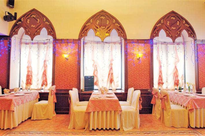 Фото №3 зала Зал «Богемский»