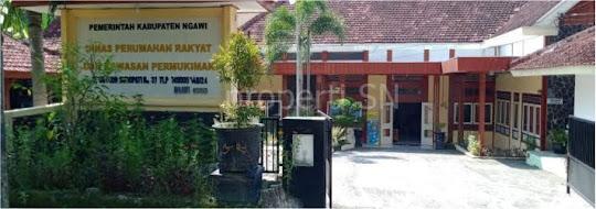 Pamsimas di kabupaten Ngawi 2020